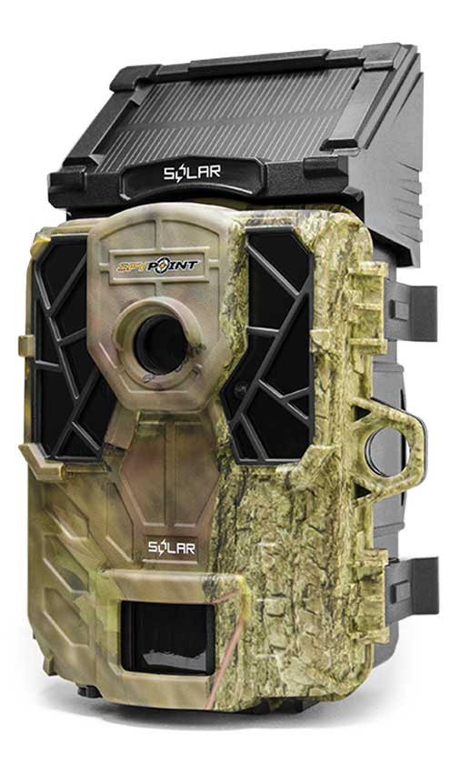 Spypoint Solar 12MP HD Trail Camera