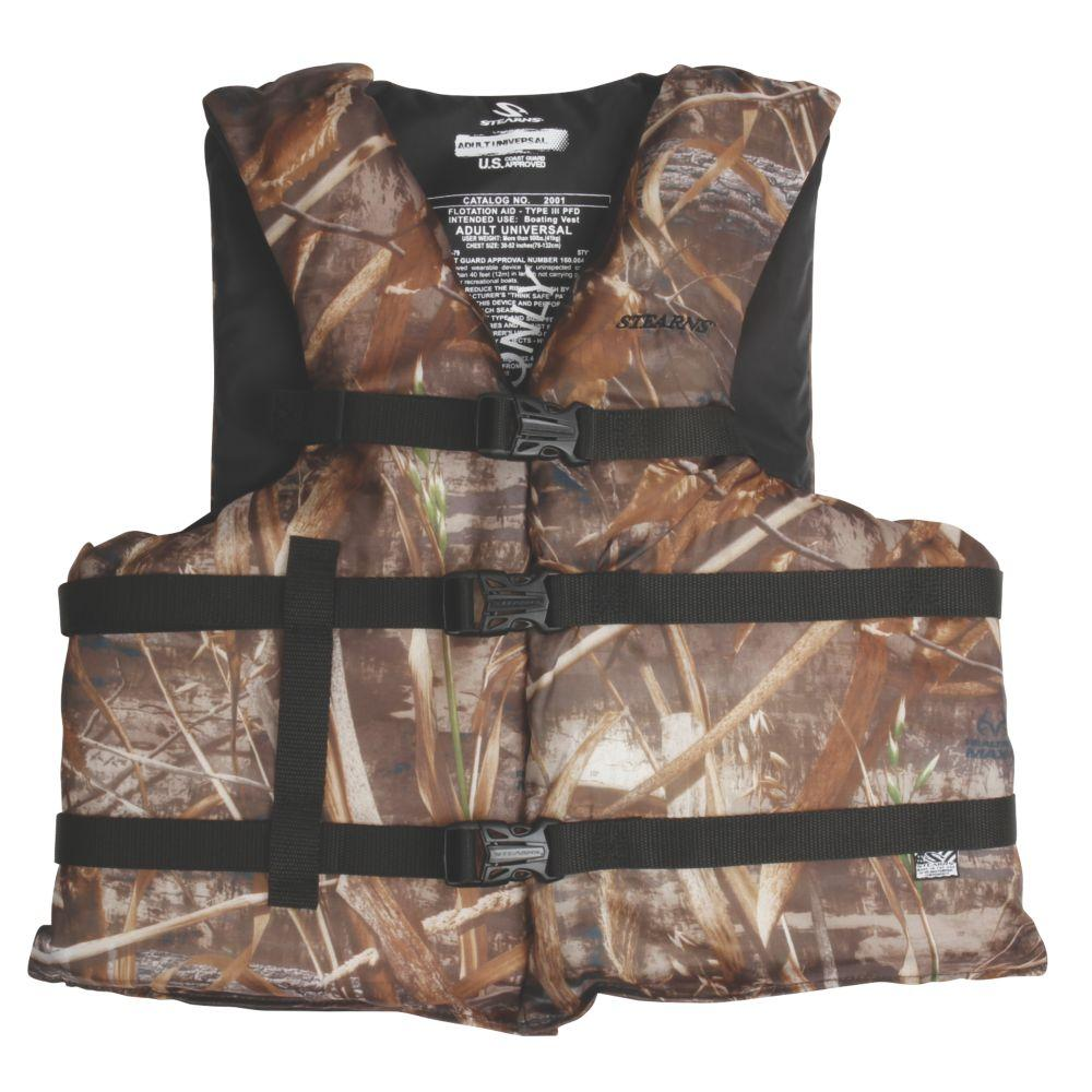 Stearns Adult Classic Series Life Jacket - Realtree_1.jpg