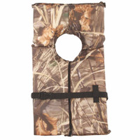 Stearns Type II Personal Floatation Device, Realtree - Oversized