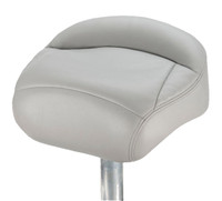 TEMPRESS GUIDE SERIES CASTING SEAT W/MOLDED FOAM - GRAY