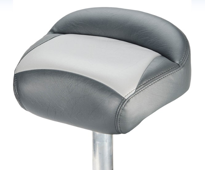 Tempress Guide Series Casting Seat with Molded Foam - Charcoal/Grey_1.jpg