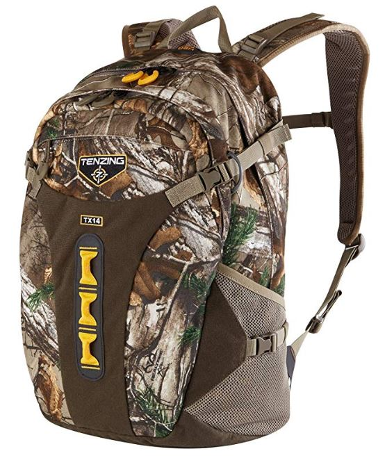 Tenzing TX 14 Day Backpack, Realtree Xtra