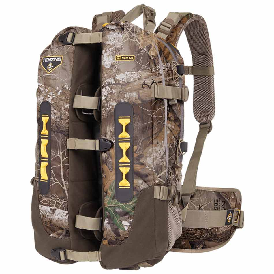 Tenzing TC SP14 Shooter's Backpack, Realtree Edge