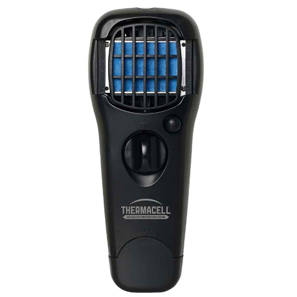 Thermacell MR150 Portable Mosquito Repeller, Black