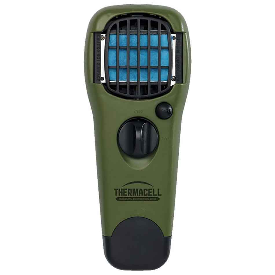 Thermacell Portable Mosquito Repeller, Olive_1.jpg