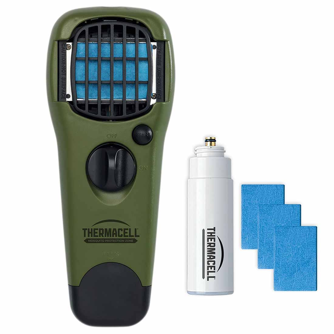 Thermacell Portable Mosquito Repeller, Olive_2.jpg