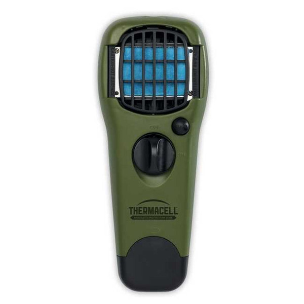 Thermacell Mosquito Olive Repeller and Long-Life Refill