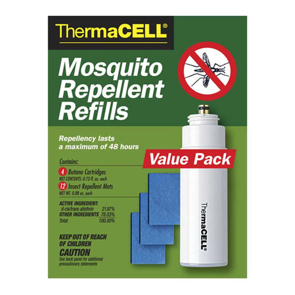 ThermaCELL R4 Mosquito Repellent Value Pack Refill