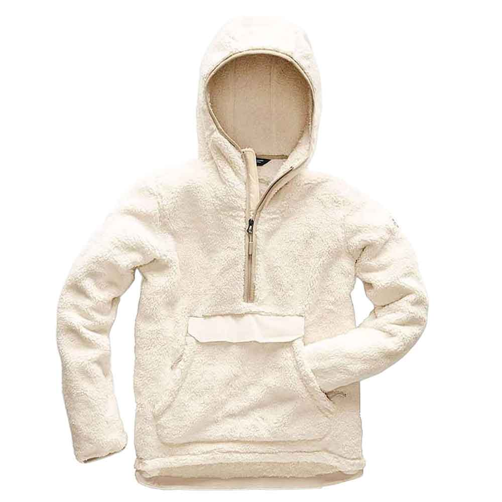 The North Face Women's Campshire Pullover Hoodie, Vintage White_1.jpg