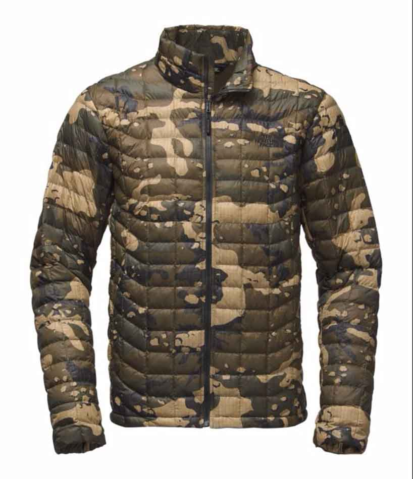 The North Face Mens Thermoball Jacket, Burnt Olive Green Woodchip_1.jpg