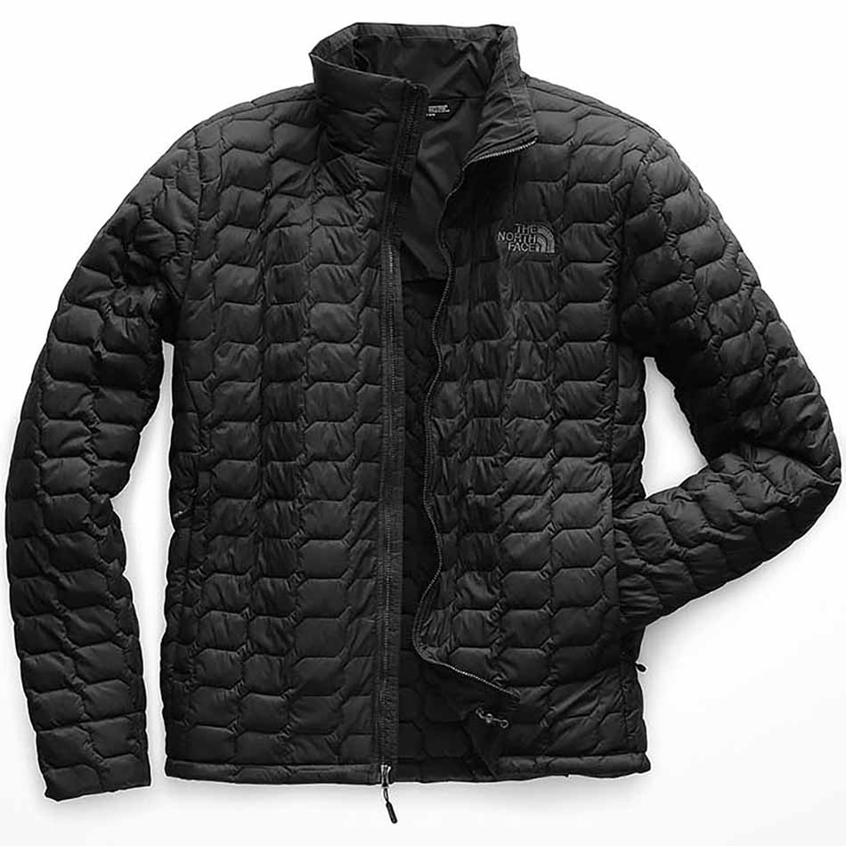 The North Face Men's ThermoBall Jacket, Black Matte