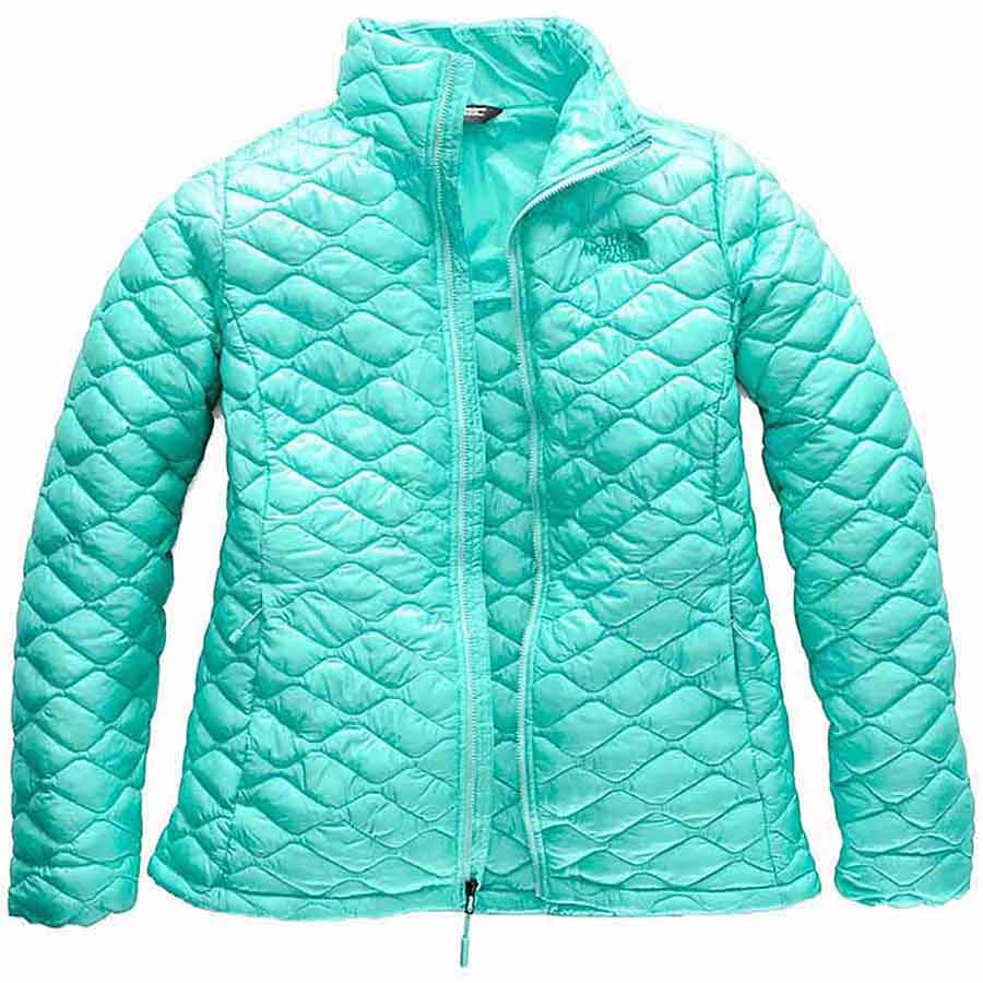 61969b644 The North Face Women's ThermoBall Jacket, Mint Blue