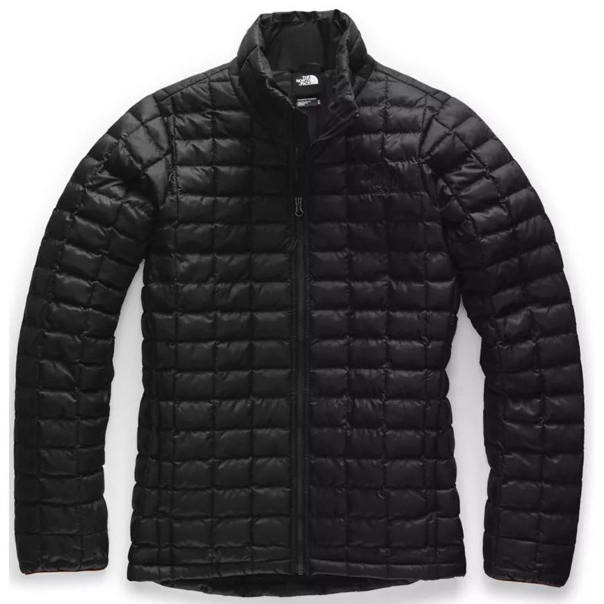 North Face Women's ThermoBall Eco Jacket - Black Matte