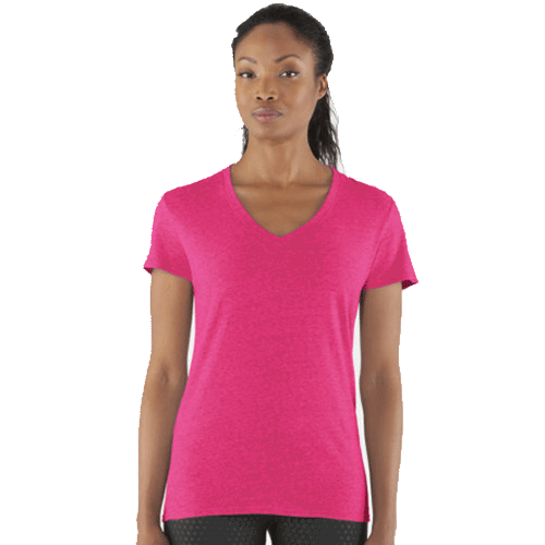 Under Armour Womens Charged Cotton Undeniable T-Shirt_1.png