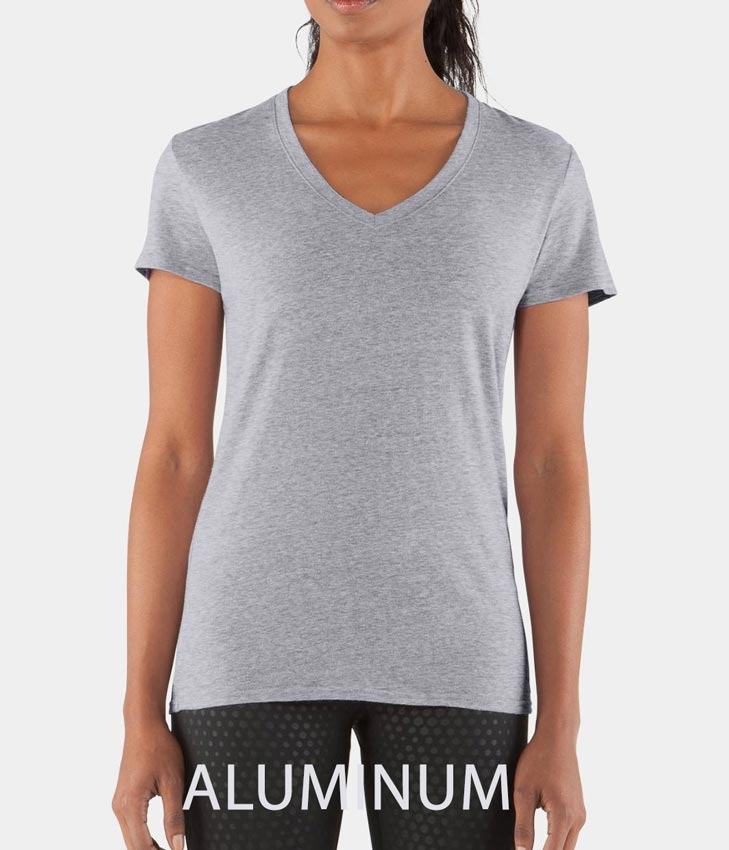 Under Armour Womens Charged Cotton Undeniable T-Shirt_2.jpg