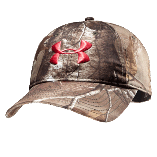 Under Armour Women's Camo Hat in Realtree AP-Xtra_1.png