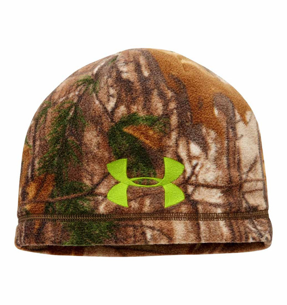 Under Armour Youth Scent Control ColdGear Infrared in Realtree AP-Xtra