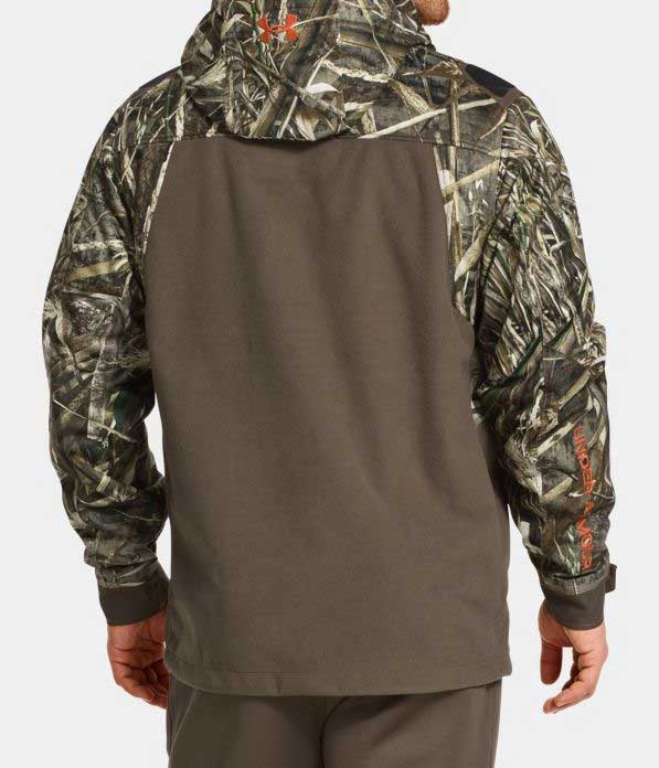 6fb74bc031659 Under Armour Storm ColdGear® Infrared Skysweeper Hoodie