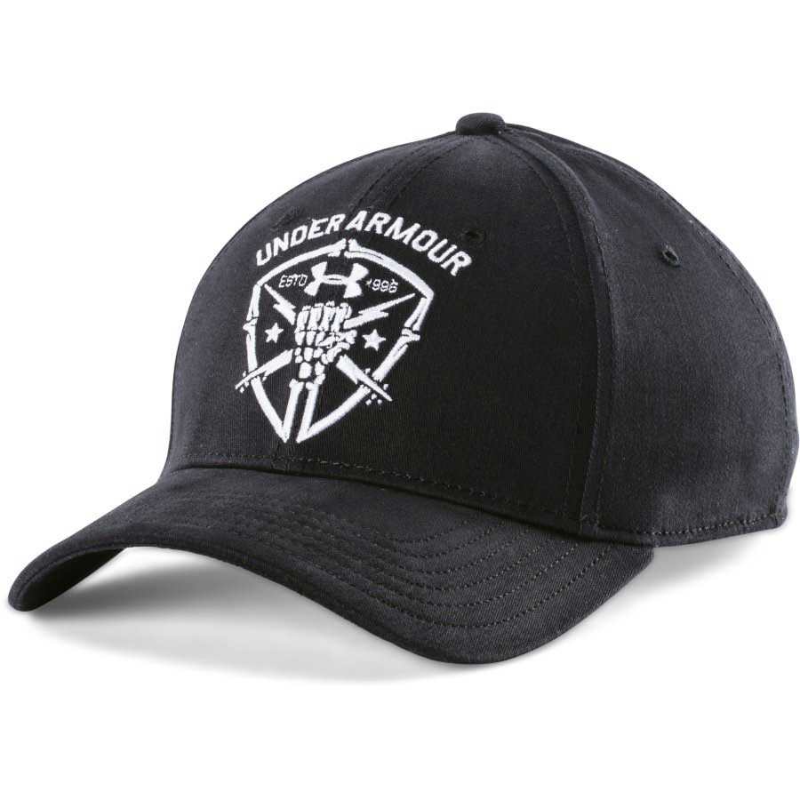 sports shoes bbe49 c58e3 Under Armour Freedom Lightning Cap Men s Tactical Headwear, Black