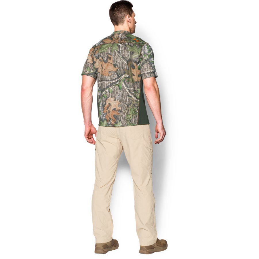 Under Armour Mens UA Tech™ Scent Control T-Shirt, Mossy Oak Obsession_1.jpg