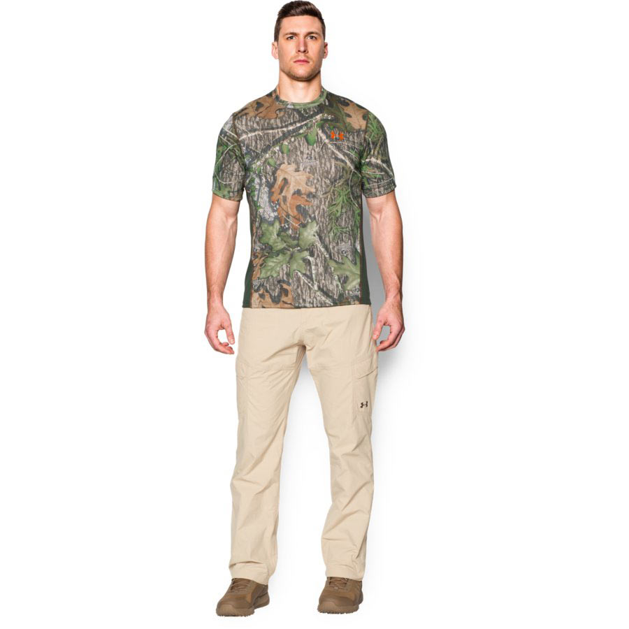Under Armour Mens UA Tech™ Scent Control T-Shirt, Mossy Oak Obsession_2.jpg