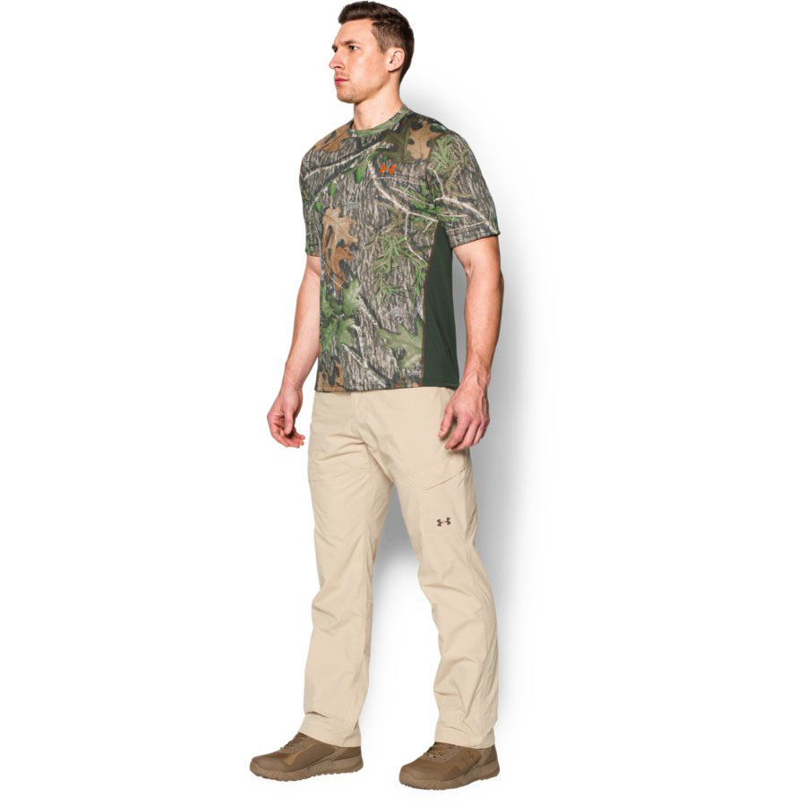 Under Armour Mens UA Tech™ Scent Control T-Shirt, Mossy Oak Obsession_3.jpg