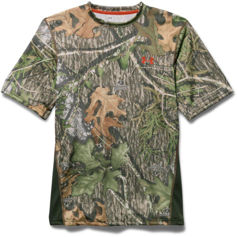 Under Armour Mens UA Tech™ Scent Control T-Shirt, Mossy Oak Obsession_4.jpg