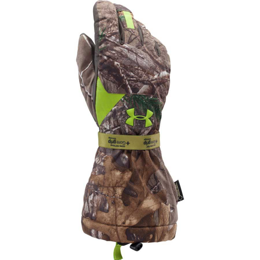 Under Armour ColdGear® Infared Scent Control Gloves, Realtree AP Xtra_1.jpg