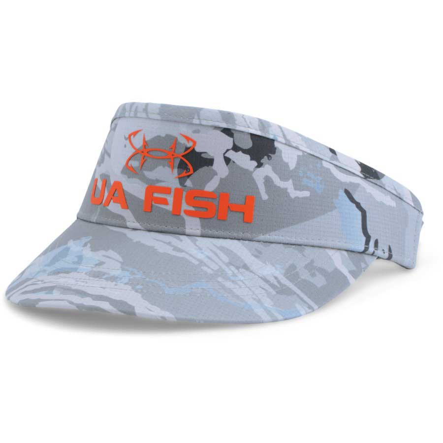 Under Armour CoolSwitch AirVent Visor Men's Fishing Headwear, Reaper Camo_1.jpg