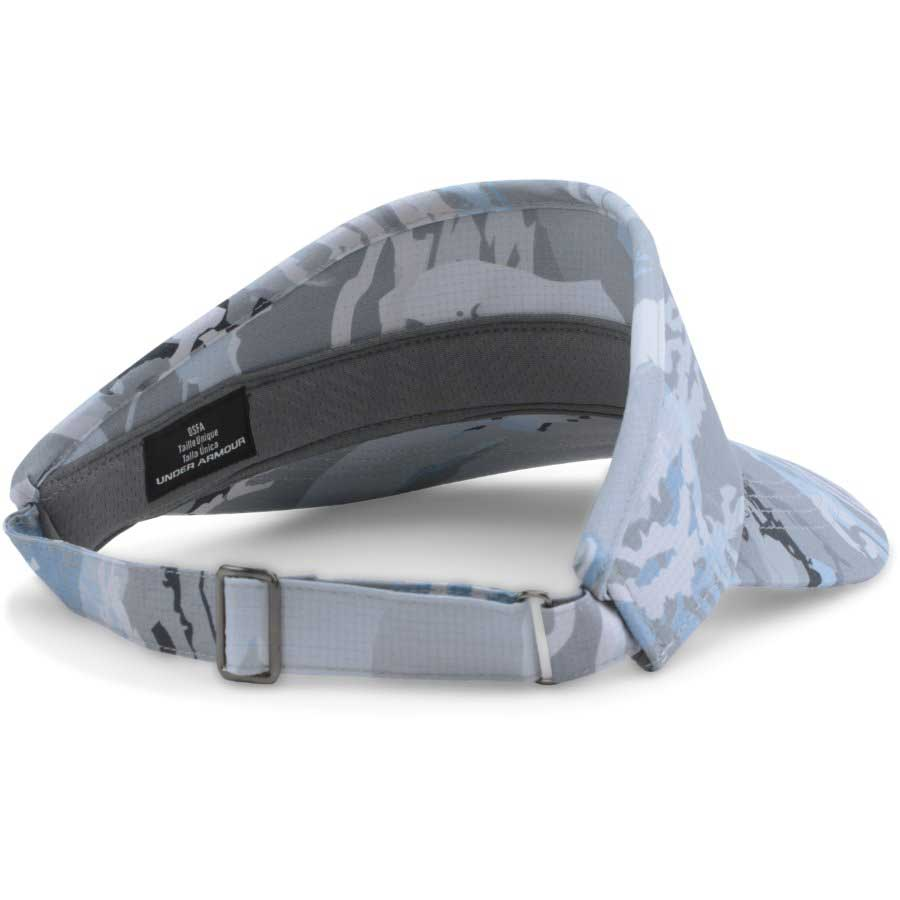 Under Armour CoolSwitch AirVent Visor Men's Fishing Headwear, Reaper Camo_2.jpg