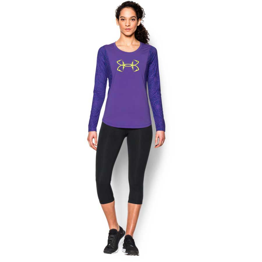 Under Armour CoolSwitch Women's Long Sleeve Top, Grape_2.jpg