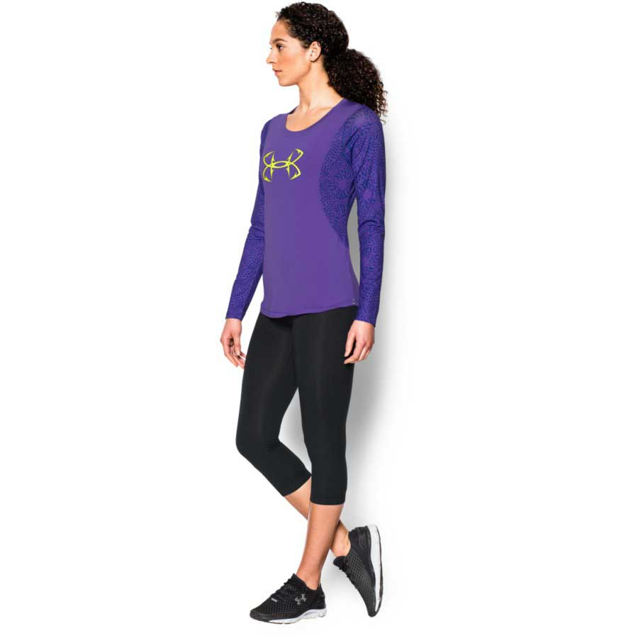 Under Armour CoolSwitch Women's Long Sleeve Top, Grape_3.jpg