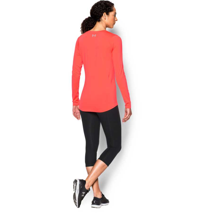 Under Armour CoolSwitch Women's Long Sleeve Top, Afterburn_1.jpg