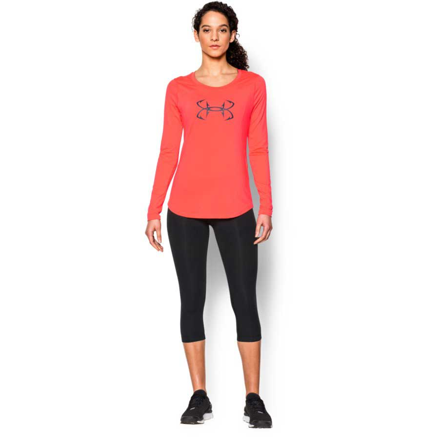 Under Armour CoolSwitch Women's Long Sleeve Top, Afterburn_2.jpg