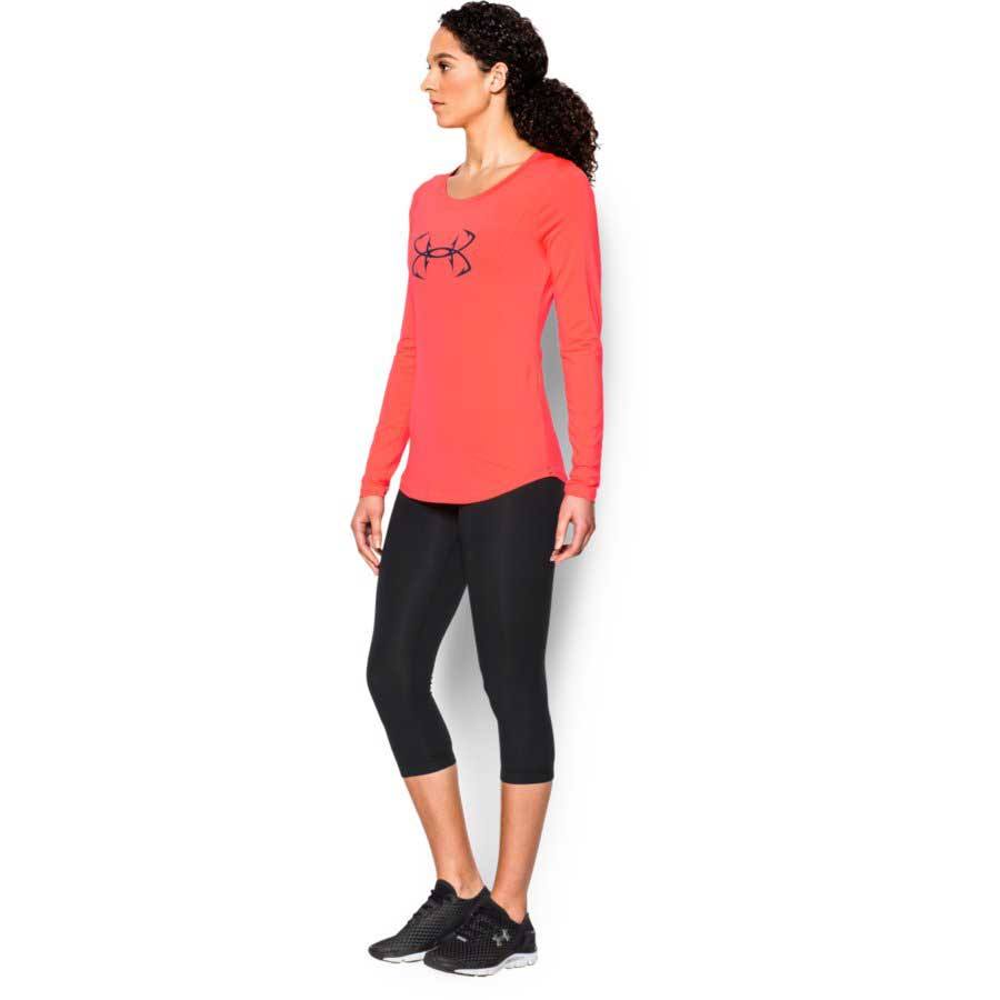 Under Armour CoolSwitch Women's Long Sleeve Top, Afterburn_3.jpg