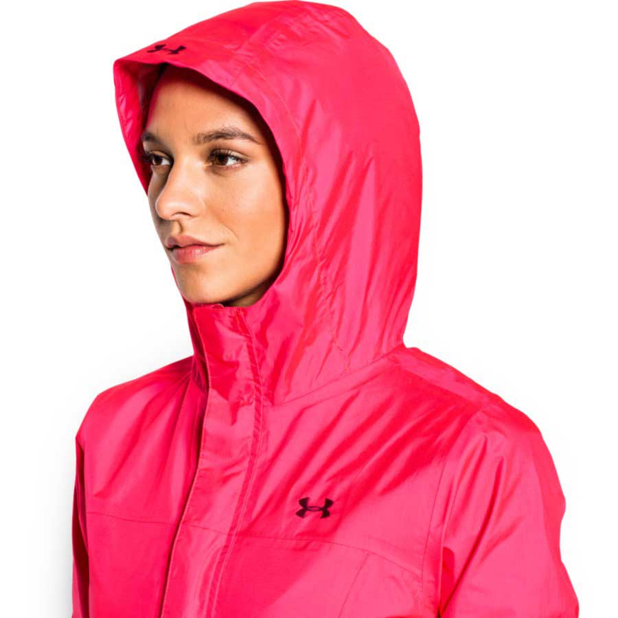 Under Armour Storm Surge Women's Outerwear, Harmony Red_1.jpg