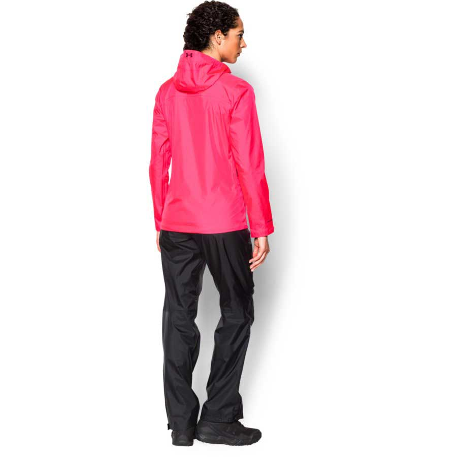 Under Armour Storm Surge Women's Outerwear, Harmony Red_2.jpg