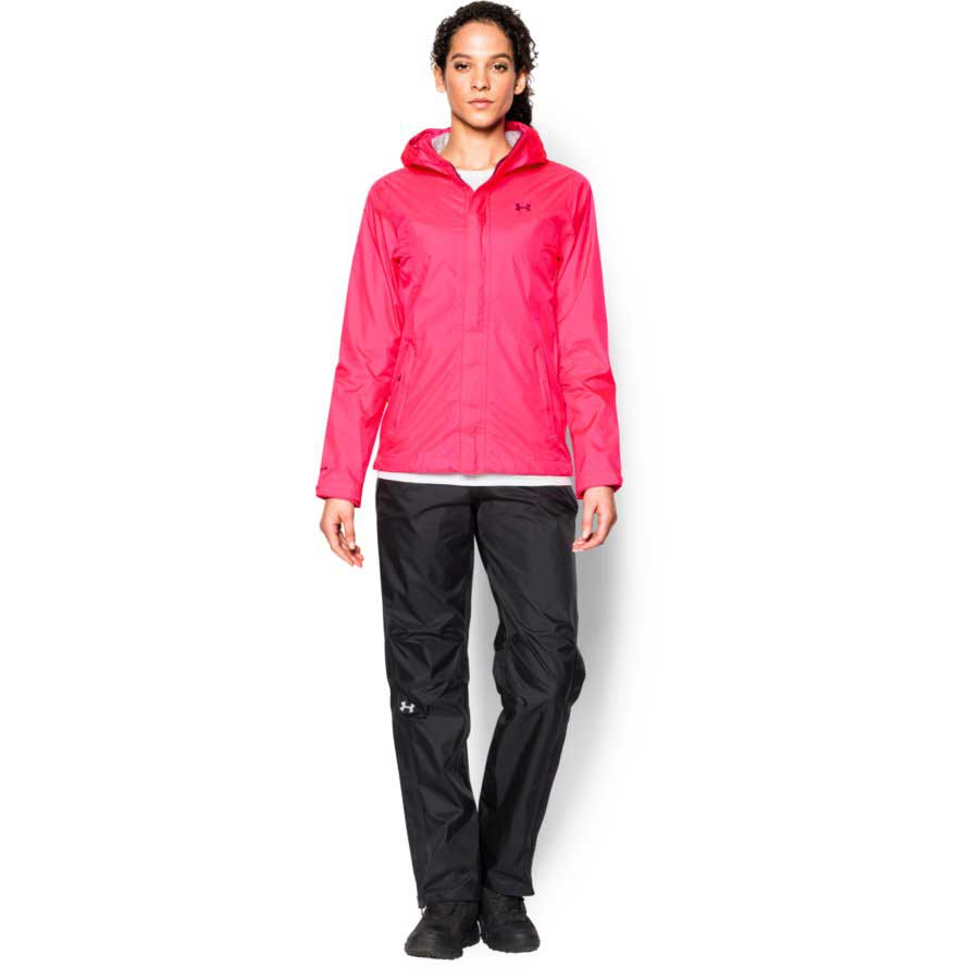 Under Armour Storm Surge Women's Outerwear, Harmony Red_3.jpg
