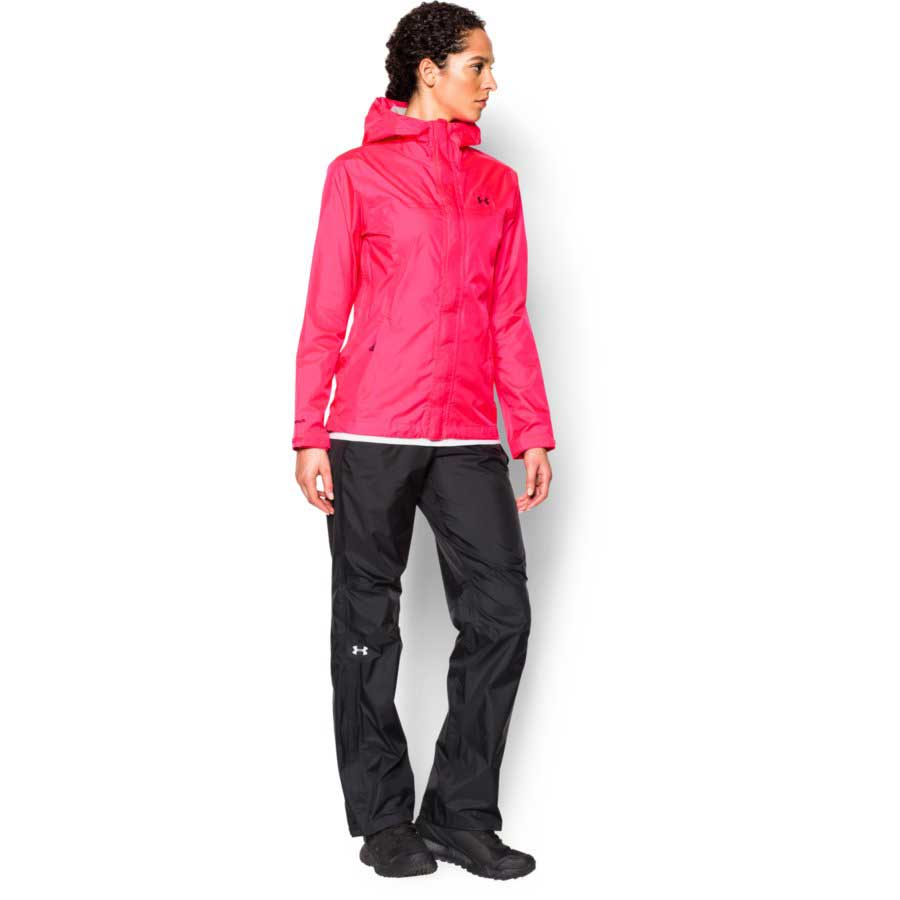 Under Armour Storm Surge Women's Outerwear, Harmony Red_4.jpg