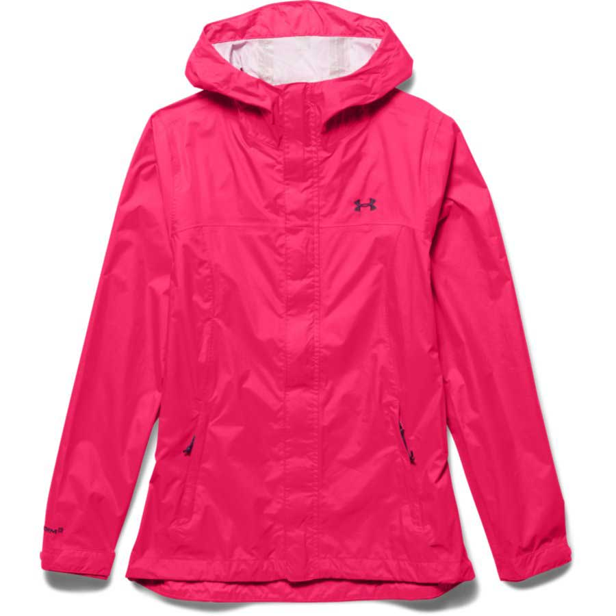Under Armour Storm Surge Women's Outerwear, Harmony Red_5.jpg