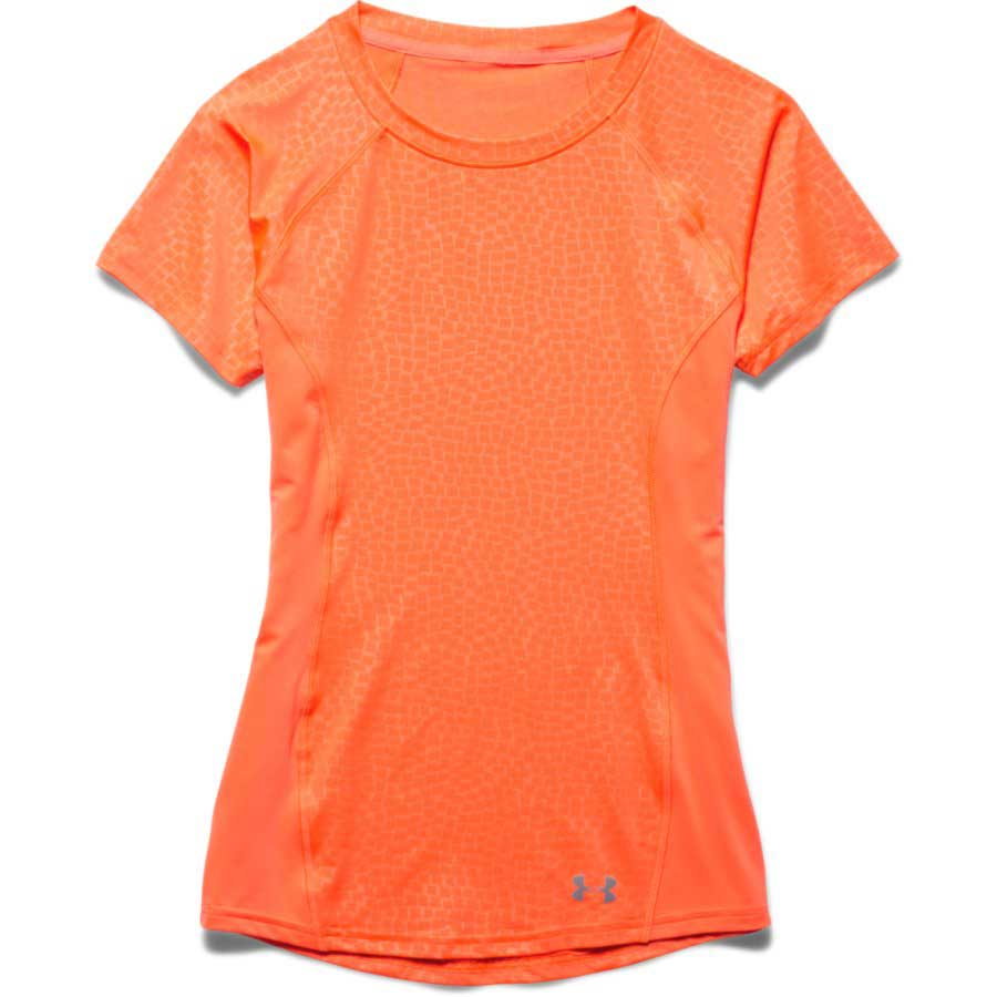 Under Armour CoolSwitch Trail Top Women's Short Sleeve Top, Citrus_4.jpg