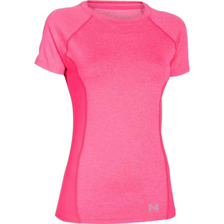 Under Armour CoolSwitch Trail Top Women's Short Sleeve Top, Harmony Red_1.jpg