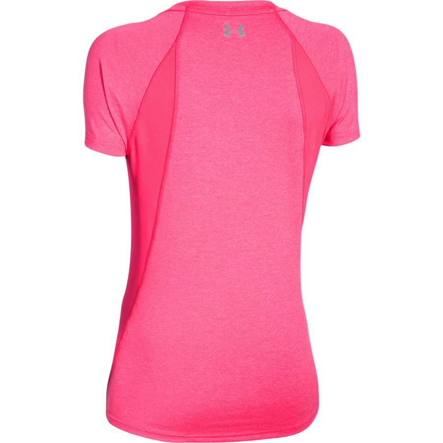 Under Armour CoolSwitch Trail Top Women's Short Sleeve Top, Harmony Red_2.jpg