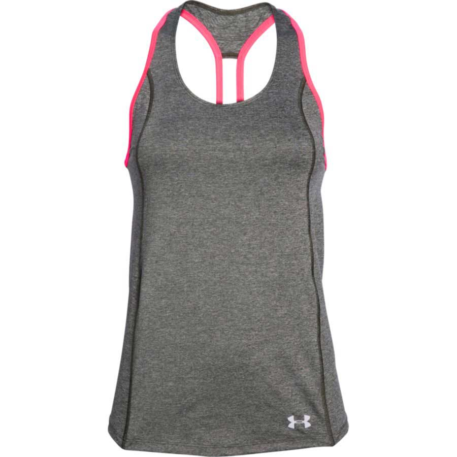 Under Armour Women's CoolSwitch Trail Tank Top, Gray_1.jpg