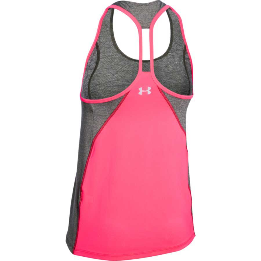 Under Armour Women's CoolSwitch Trail Tank Top, Gray_2.jpg