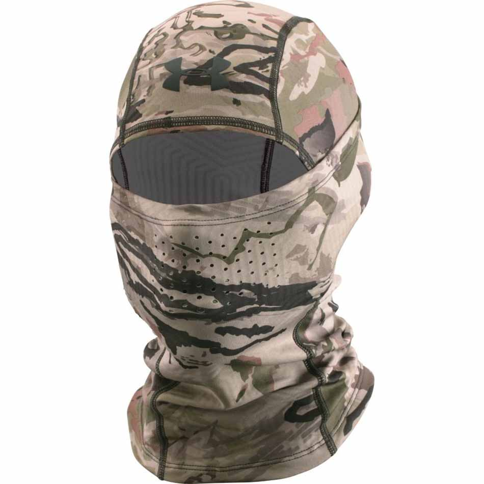 Under Armour ColdGear Infrared Scent Control Balaclava, Black