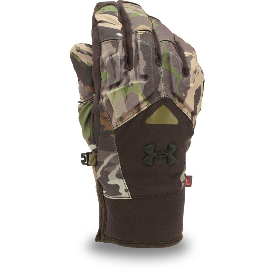 Under Armour Scent Control Primer 2.0 Mens Hunting Glove, Ridge Reaper Forest_1.jpg