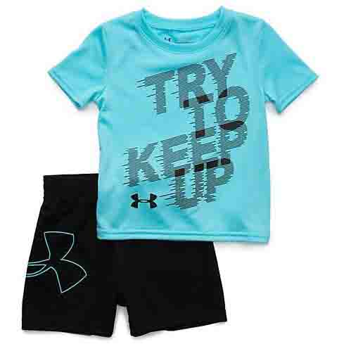 Under Armour Try To Keep Up Set - Surfs Up