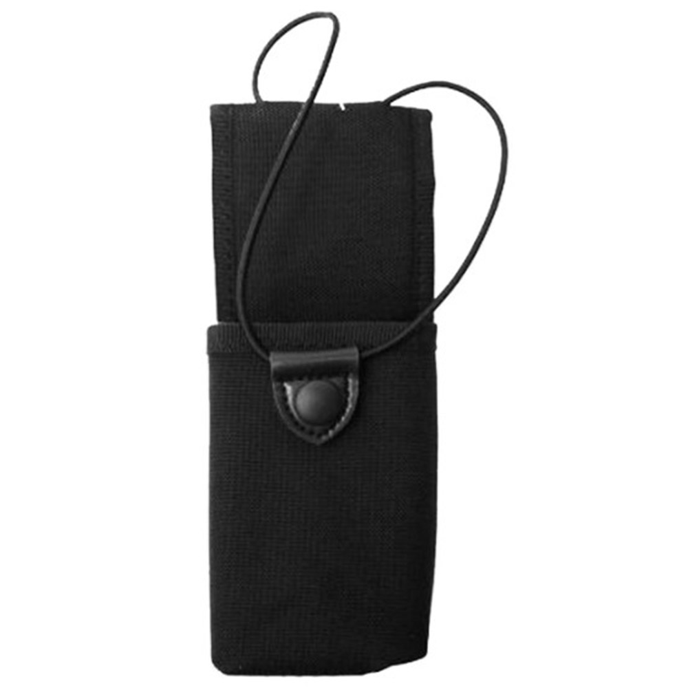 Uncle Mike's Universal Radio Case with Fixed Belt Loop, Black_1.jpg