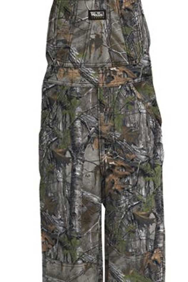 Walls 94045AX9 Youth Non-Insulated Bib in Realtree AP Xtra_1.jpg